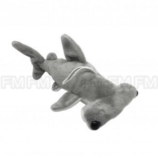 Chaveiro Pelúcia Tubarão-martelo 12 PEÇAS F6600031