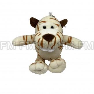 Chaveiro Pelúcia Animal Tigre F1300666