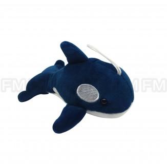 Chaveiro Pelúcia Baleia 12 PEÇAS F6600028
